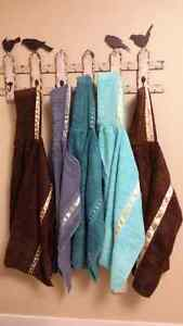 New boys hooded towels