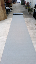 Green Black and Grey roofing felt