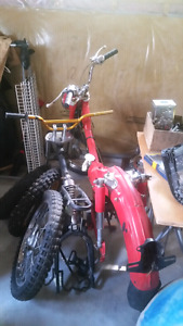 Project Honda trail ct90 $600 OBO