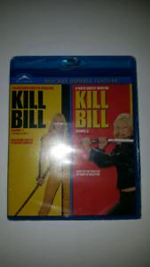 Kill Bill Volume 1&2 (Blu-ray)