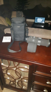 Sigma for Canon 120-400mm