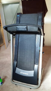 weslow used once treadmill
