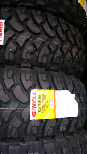 NEW LT33X12.5R18 CF3000 MUD TIRES