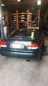 1996 Honda Civic Ex As Is