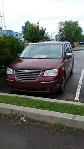 2009 Chrysler Town & Country Limited Fourgonnette