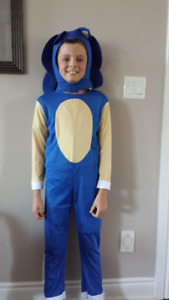 Sonic the Hedgehog Costume and Witch Dress