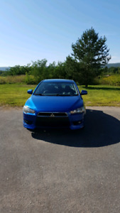 2009 lancer gts 2.4l for trade si