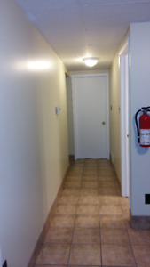 Basement 3 bedroom apartment centrally located in Dieppe