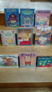 10 Tedd Arnold children's picture books