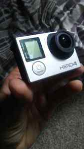 GoPro Hero 4 Silver PLUS*