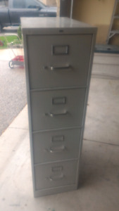 Mint Condition - Filing cabinet 4 drawer vertical