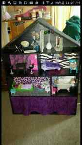 Monster High House Peterborough Peterborough Area image 2