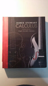Used James Stewart Single Variable Calculus, 8th Edition