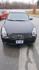 2006 Infiniti G35X For Sale