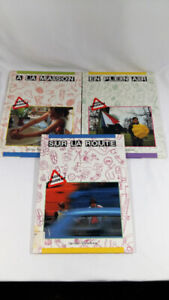 French Safety Books Learning Curve Toddler Childrens Book