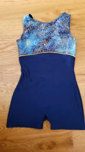 Girls gymnastics suit size 12-14