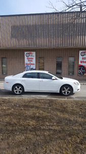 2009 Safety and Etested Chevrolet Malibu LT