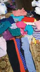 6 years girls clothing lot Kitchener / Waterloo Kitchener Area image 1
