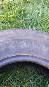 St175/80/13 Goodyear trailer tire