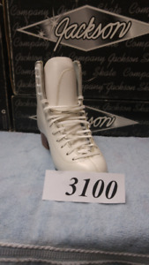 Brand New Jackson Figure Skates with Blades  at a Low Price