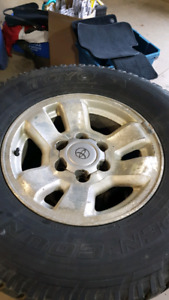 1998 Toyota 4Runner Rims and Tires