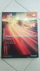 Essential University Physics 3rd Edition (Global Edition) Swan Area Preview
