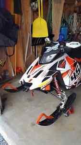 2010 Ski Doo 1200 MXZ TNT