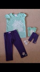 American Girl Outfit for Girls (7/8) & Dolls