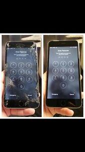 iPhone 6 screen repair 70$ Port Hope done in 25 minutes!