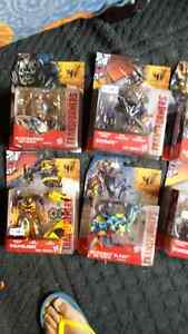 8 BRAND NEW AGE OF EXTINCTION TRANSFORMES NEW IN ITS ORIGINAL PA Edmonton Edmonton Area image 3