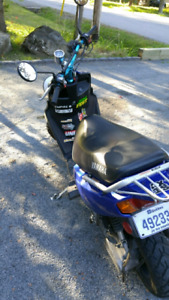 Scooter yamaha bws VENTE RAPIDE !!