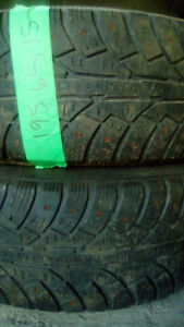 pairs of R15 winter tires