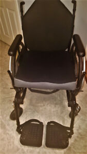 WHEELCHAIR HELIO AT