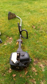 Spares or repair Petrol strimmer and petrol hedge trimmer