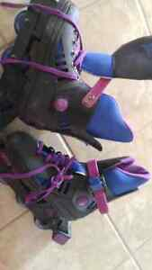A pair of nice roller skates for sale, size 4 Kitchener / Waterloo Kitchener Area image 1