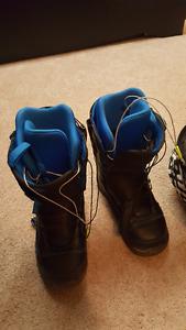 Burton Custom X and gear
