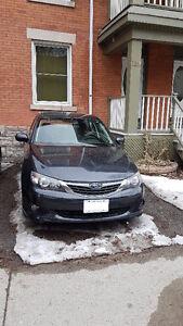 2008 Subaru Impreza Sport Hatchback