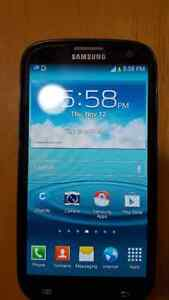 Used Samsung Galaxy S3 Lock with Rogers