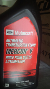 Ford automatic transmission fluid