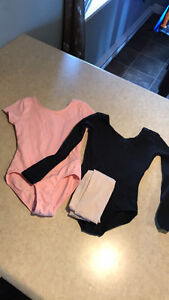 Size small ballet clothes