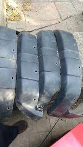 Fenders set/4 for 2000 Foreman