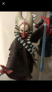 Shaak ti from Star Wars busy by gentle giant