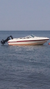 Boat and trailer for sale( no motor)