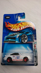 HOT WHEELS DIE CAST PORSCHE 911 CARRERA FINAL RUN