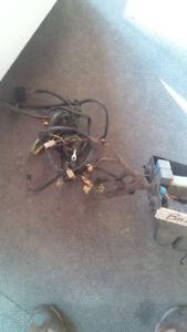 Boite de contrôle filage BMW K75