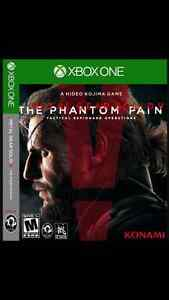 Metal gear solid xbox one