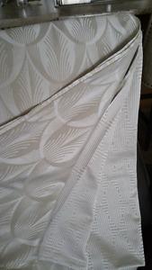 Reversible Gluckstein kingsize duvet cover