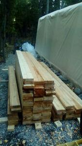 Cedar 2x6 boards