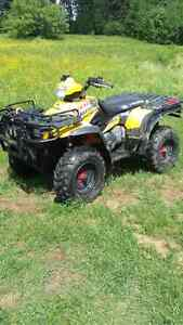 2004 polaris sportsman 600 twin $2400