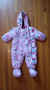 New Gusti Snowsuit - size 9 mo